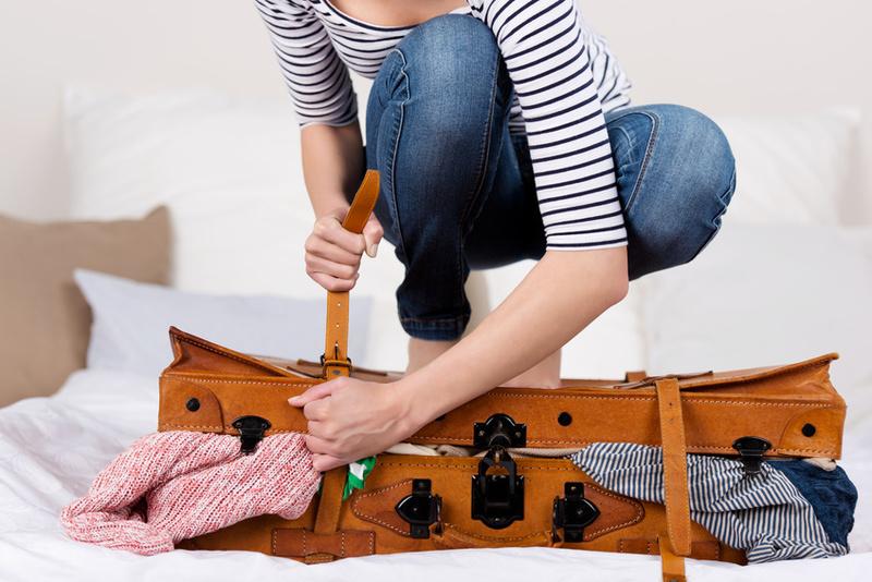 5 λάθη που κάνουμε στα ταξίδια μας με μικρή αποσκευή