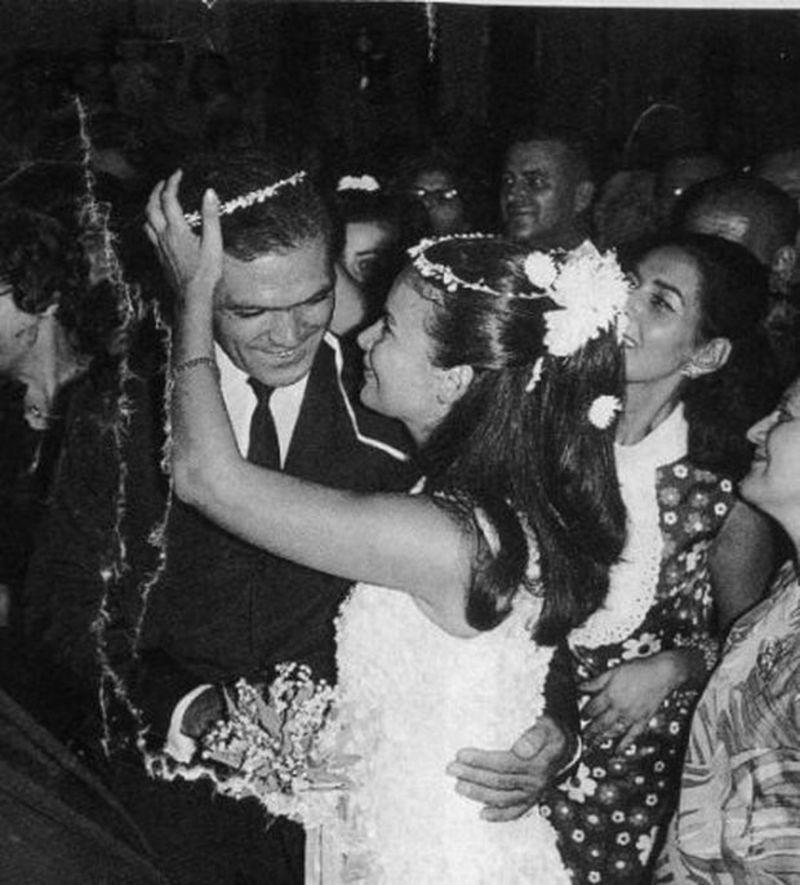 Σαν ταινία. Η άγνωστη ιστορία του έρωτα της Τζένης Καρέζη και του Κωνσταντίνου Καζάκου