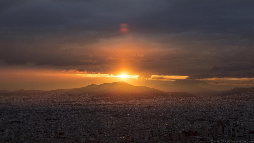 Το πιο μαγευτικό βίντεο που γυρίστηκε για την Αθήνα