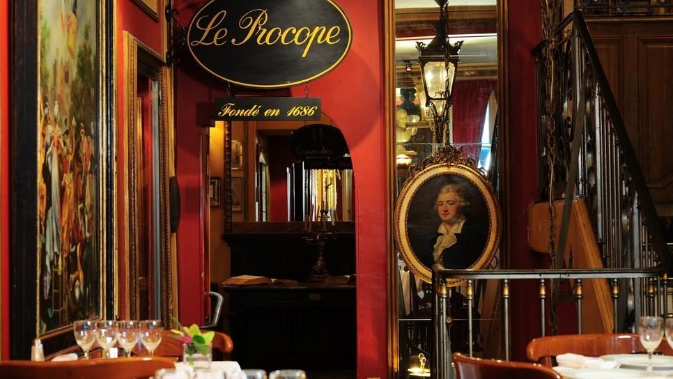 Όταν έφαγα στο παλαιότερο εστιατόριο του Παρισιού