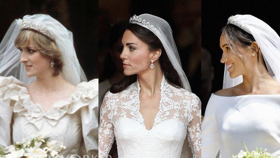 Οι βασιλικοί γάμοι τότε και τώρα