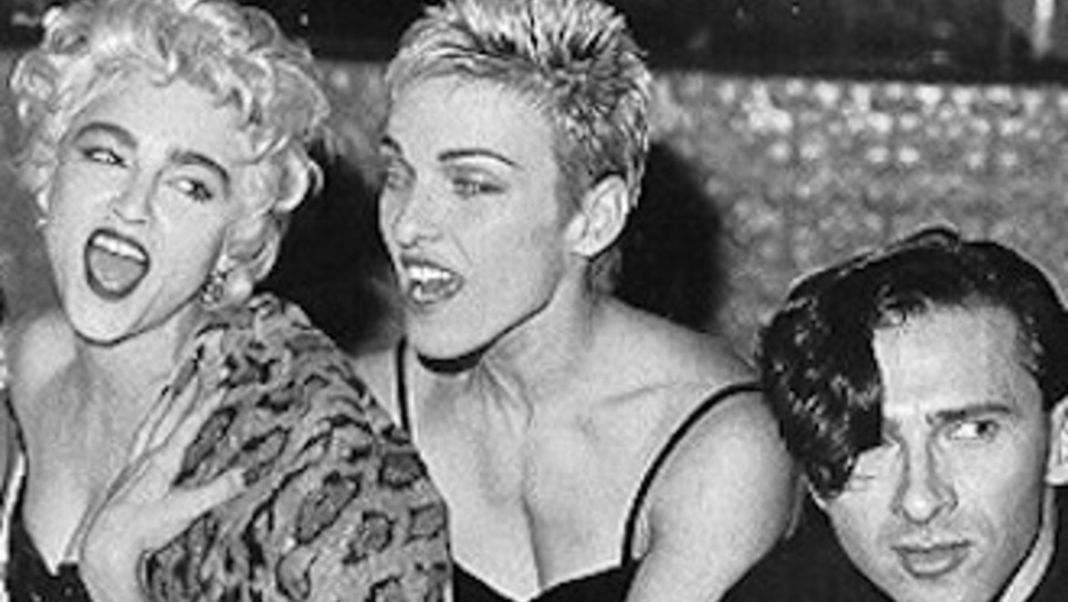 Η ομοιότητα της Μαντόνα με την αδερφή της Paula
