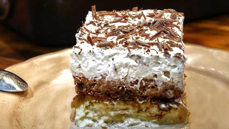 Πεντανόστιμη τούρτα κατσαρόλας