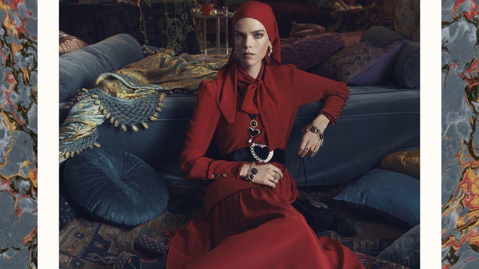 8c458468f0f3 Η νέα καμπάνια του Zara έρχεται με φόρα από τα 70s και είναι ό,τι πιο  εντυπωσιακό έχουμε δει / Fashion / Woman TOC