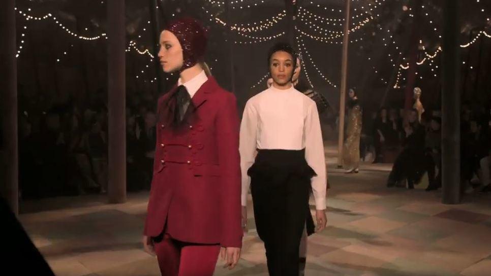 O οίκος Dior υπέγραψε την πιο στιλάτη συλλογή του