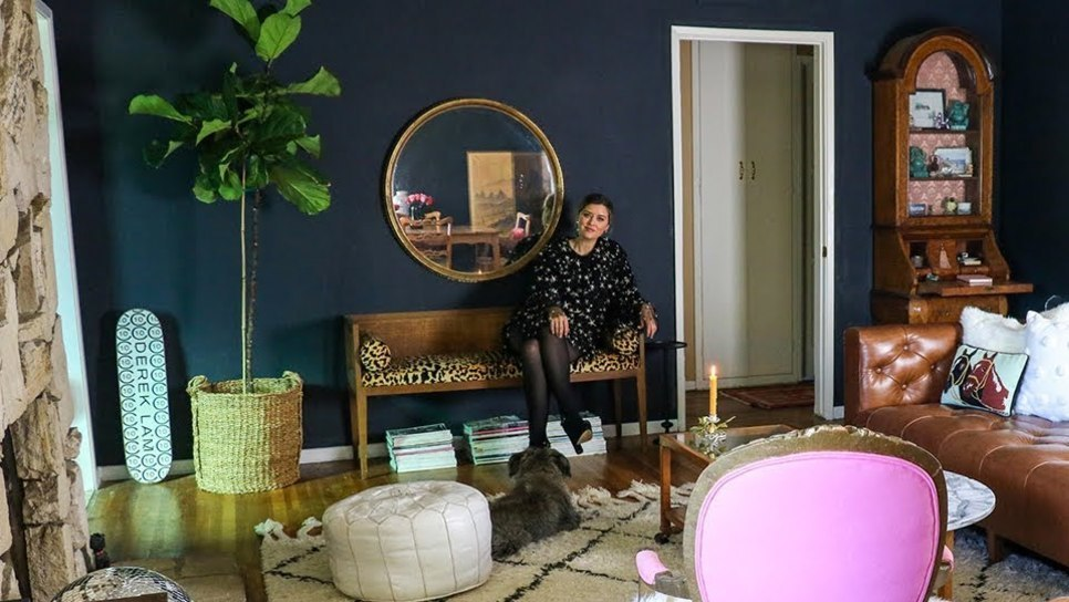 Η ολική μεταμόρφωση ενός living room στη Νέα Υόρκη