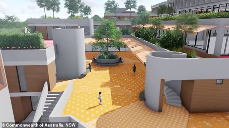 Το σχολείο του μέλλοντος. Ένα νέο εκπαιδευτικό ίδρυμα στην Αυστραλία δεν έχει τάξεις, ούτε εξετάσεις