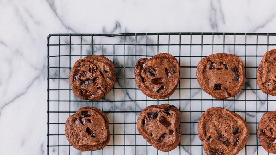 Απολαυστικά μπισκότα, σα να τρως μια κουταλιά Nutella