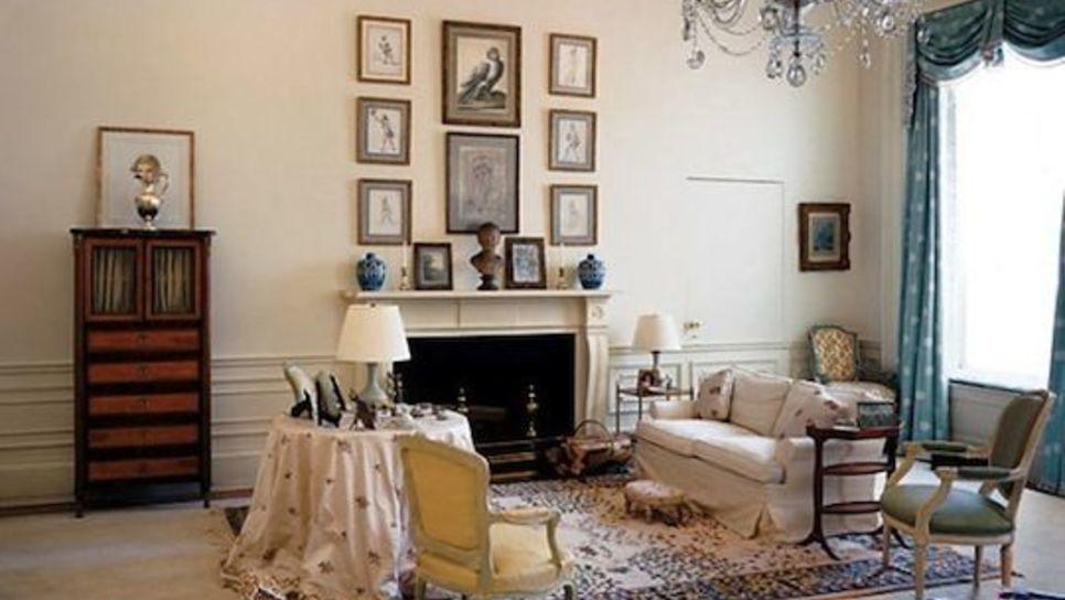 Μέσα στην κρεβατοκάμαρα του Λευκού Οίκου