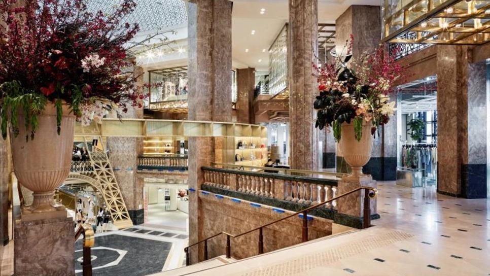 Άνοιξε το νέο κατάστημα Galeries Lafayette στο Παρίσι
