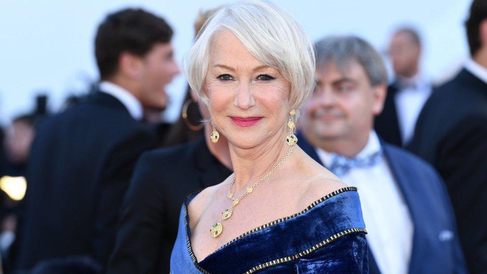Έλεν Μίρεν - Κάννες: Τα fashion icons δεν έχουν ηλικία