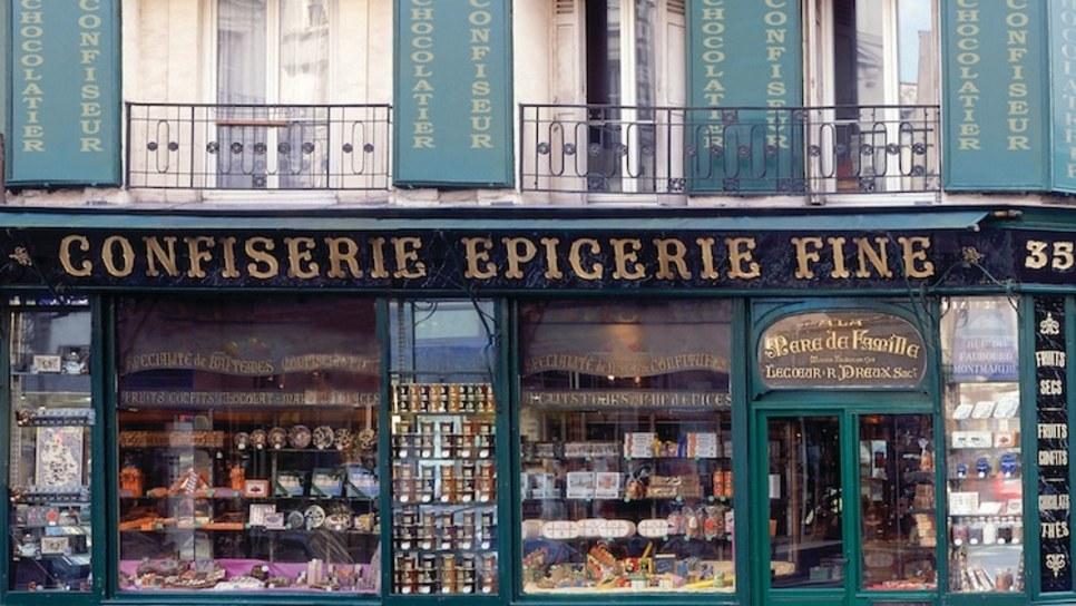 Πήγαμε στο παλαιότερο ζαχαροπλαστείο του Παρισιού