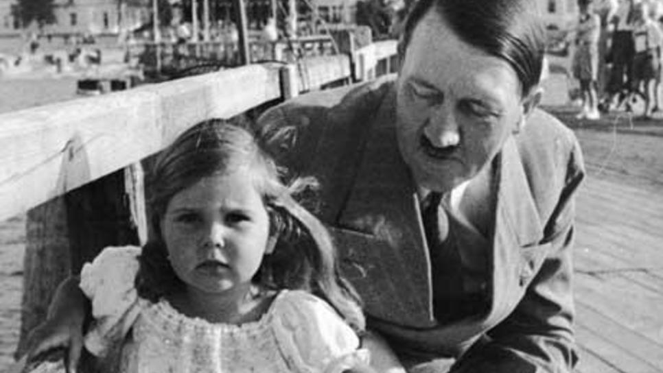Η μικρή Χέλγκα στην οποία είχε αδυναμία ο Χίτλερ