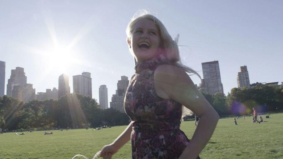 14χρονη αυτιστική σκηνοθετεί ντοκιμαντέρ μικρού μήκους