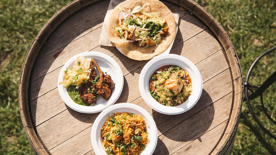 14 κορυφαία αθηναϊκά εστιατόρια σε μια γιορτή γεύσεων