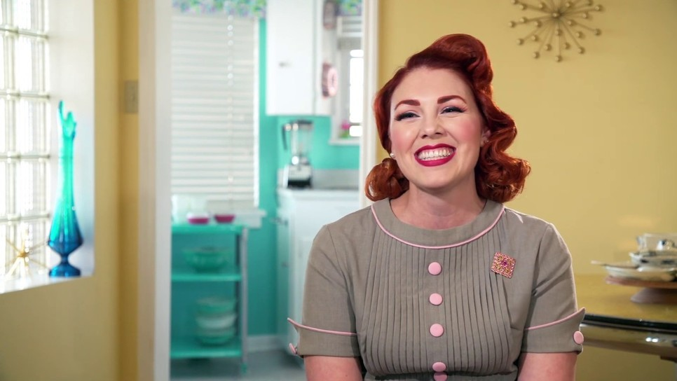 H ιστορία της γυναίκας που ζει σαν να είναι 1958