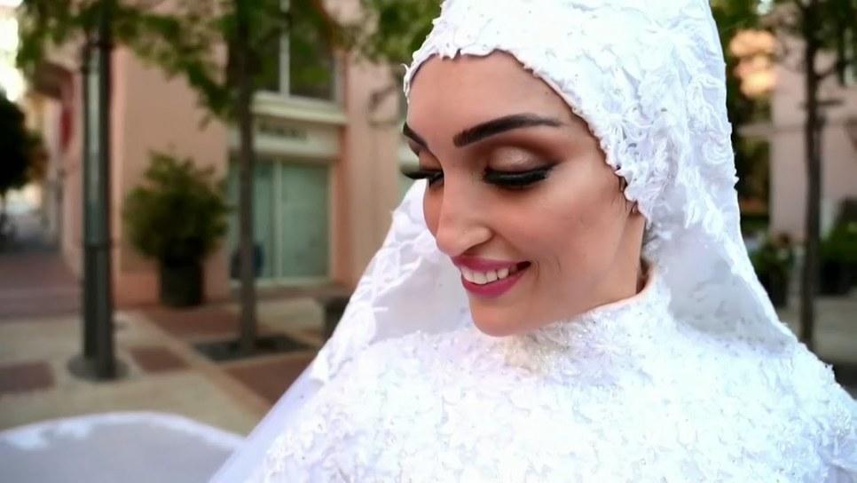 Τι συνέβη στη νύφη από τη Βηρυτό που βιντεοσκοπείτο