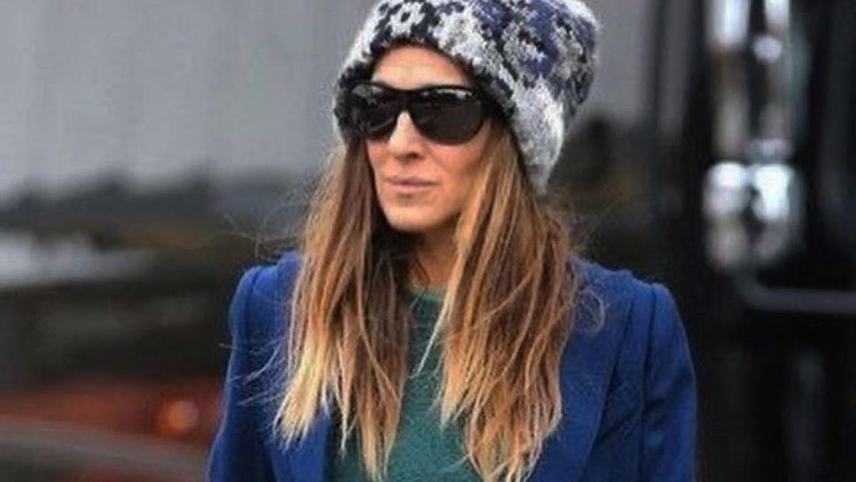 Βόλτα στη Νέα Υόρκη με το πιο ωραίο μπουφάν του χειμώνα