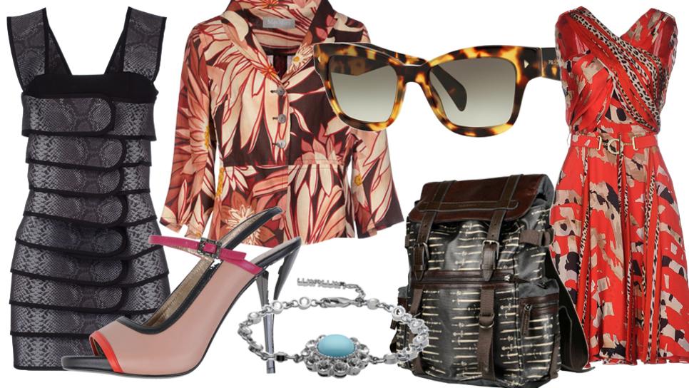 Στο Yoox.com ψωνίζεις ρούχα μεγάλων οίκων σε απίστευτα χαμηλές τιμές και με  αντικαταβολή   Fashion   Woman TOC 16ccb1afb76