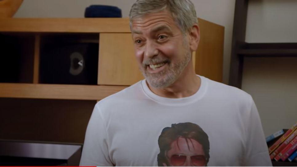 Η εμμονή του Τζορτζ Κλούνεϊ για τον Μπραντ Πιτ