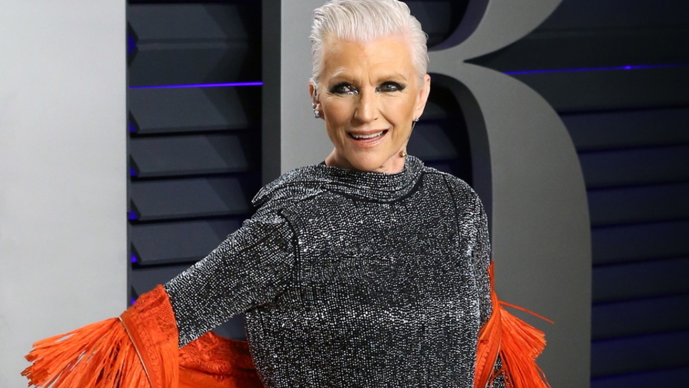 Η 73χρονη μητέρα του Έλον, είναι μοντέλο