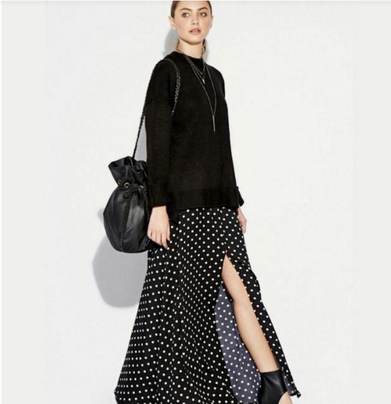5 τρόποι να φορέσεις σωστά τα polka dots + ρεπορτάζ αγοράς   Fashion ... 0fd9b1d25a5