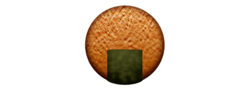 1210e1a97fce Αυτό το emoji χρησιμοποιείτε κυρίως σαν μπισκότο αλλά στην πραγματικότητα  αντιπροσωπεύει ένα κράκερ ρυζιού.