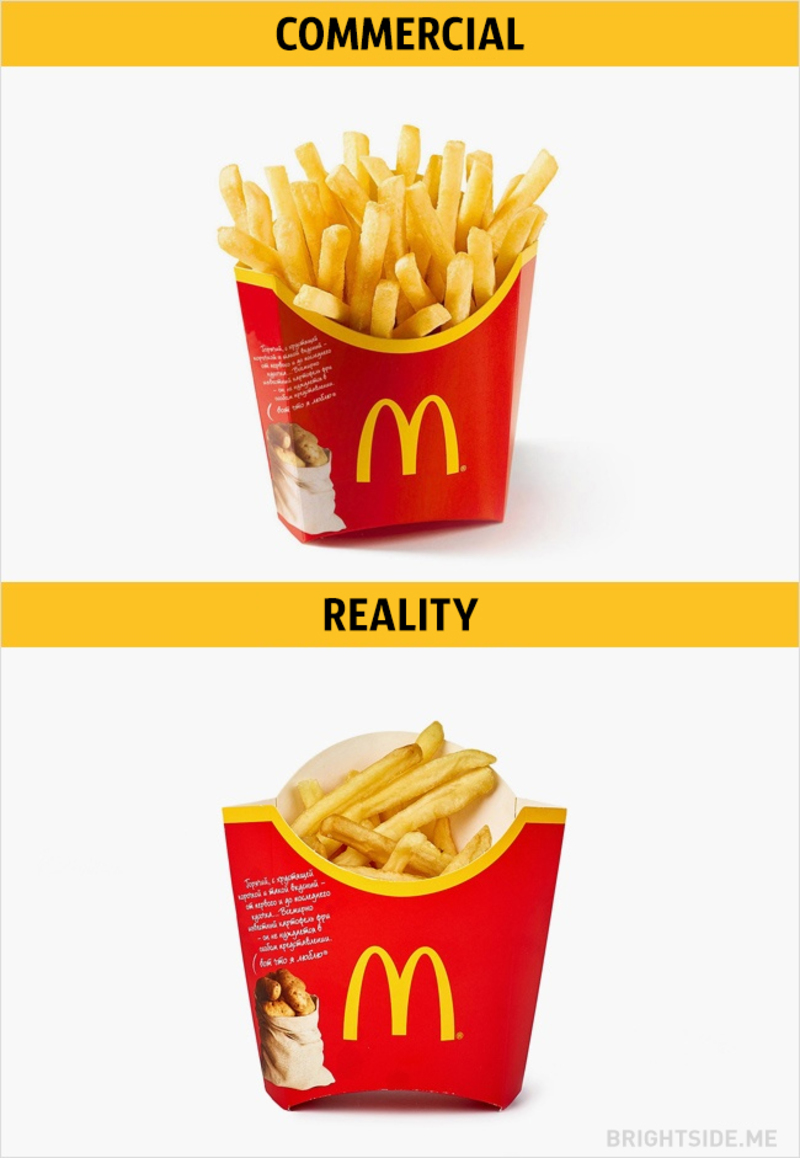 Advertising Fast Food Essay