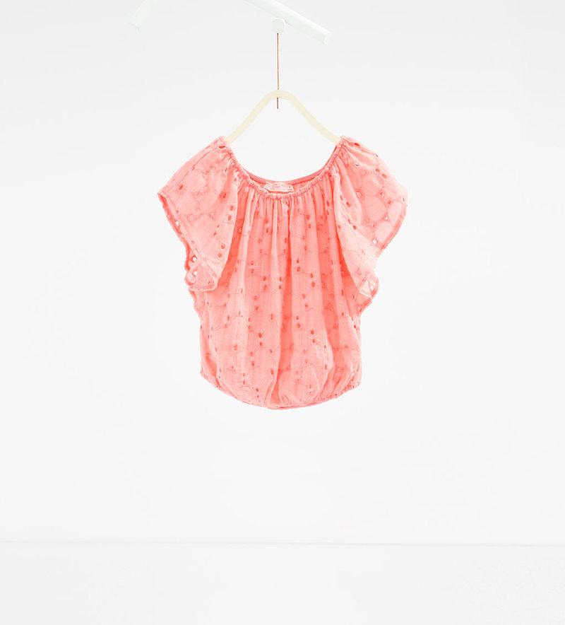 8e09304afe1 Bohemian shopping στο Zara Kids για μικρά και μεγάλα κορίτσια / Kids ...