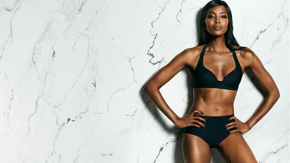 58cf8b3e2f3 Αυτό το καλοκαίρι η Yamamay και η Naomi Campbell θα καταπλήξουν τους πάντες  με τα μαγιό SCULPT! / Fashion / Woman TOC