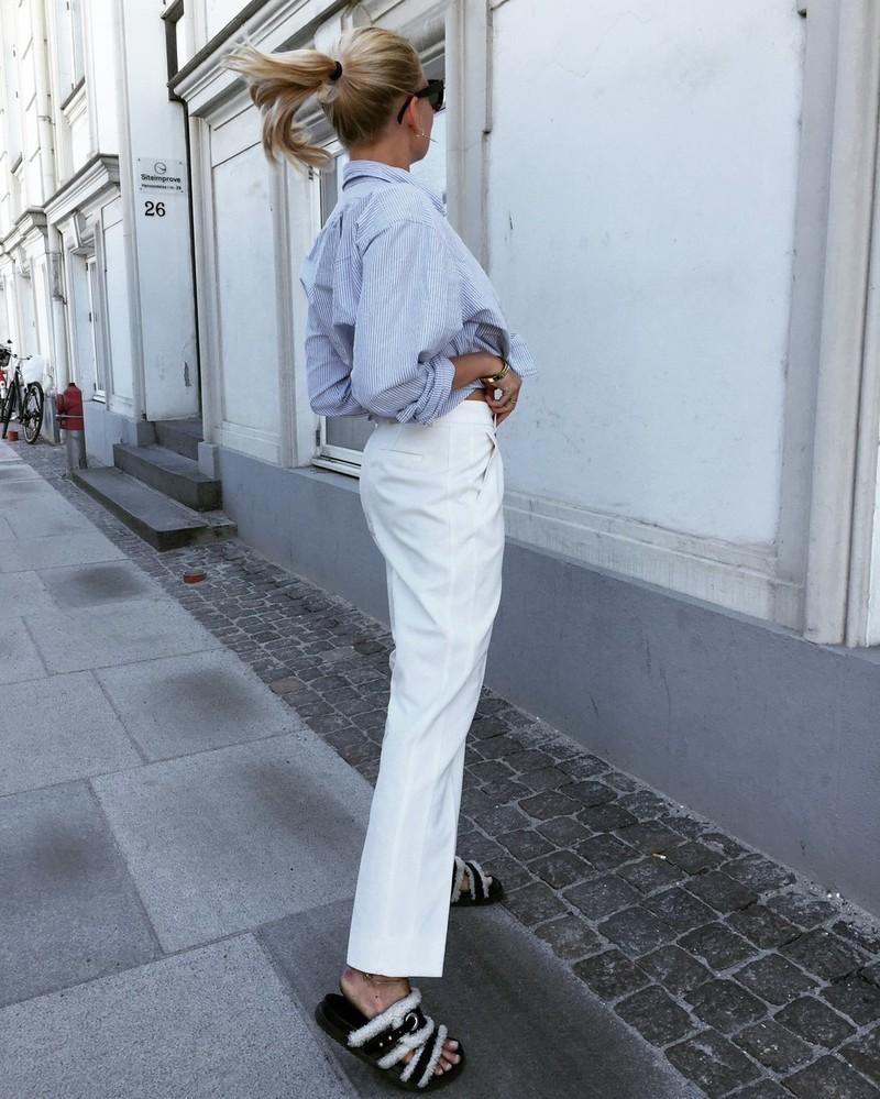 Το άσπρο παντελόνι δεν ταιριάζει με όλα c2c3bc6fa5e