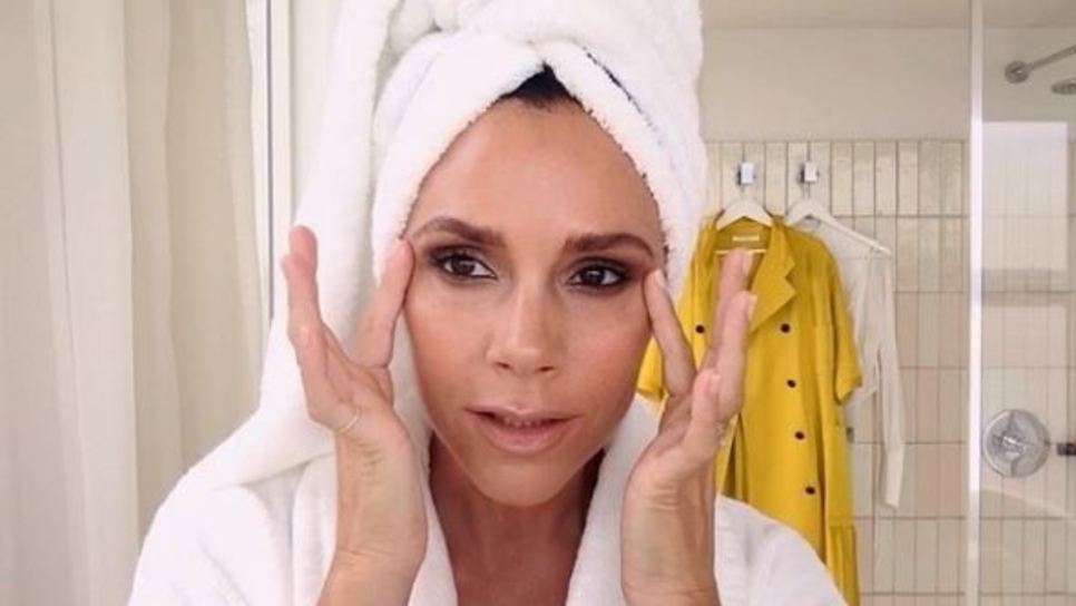 To 5λεπτο μακιγιάζ της Βικτόρια Μπέκαμ