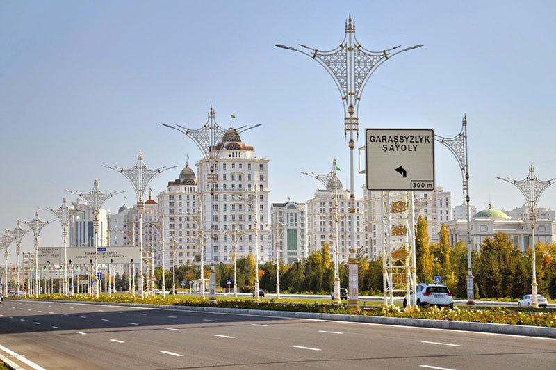 Αποτέλεσμα εικόνας για τουρκμενιστάν