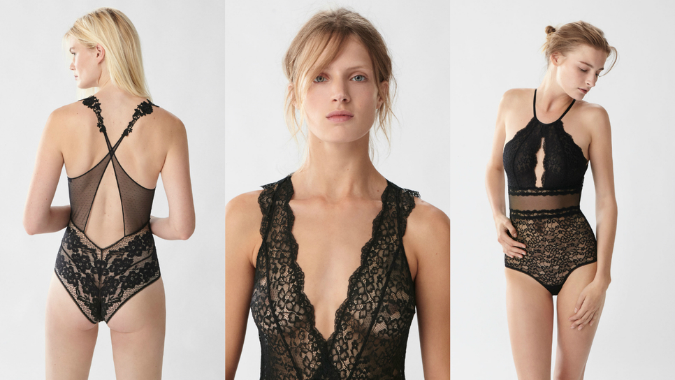 Τα bodies του Oysho θέλουμε να τα φοράμε συνέχεια   Fashion   Woman TOC 46eb52683ec