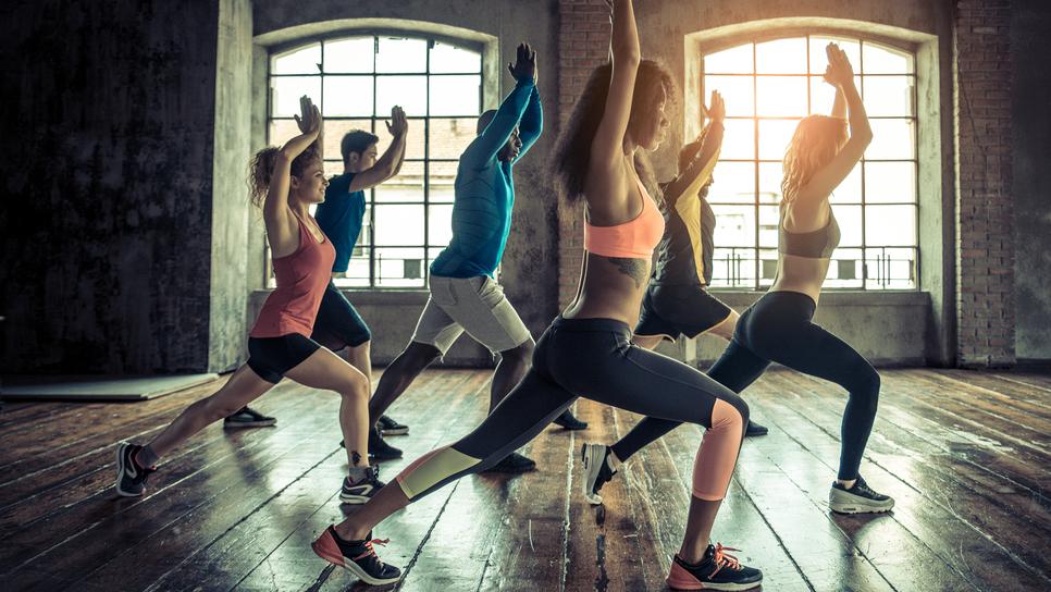 Γυμνάσου με το 10λεπτο πρόγραμμα Stott Pilates