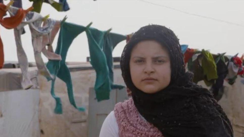 17χρονη Σύρια πρόσφυγας θέλει να γίνει σχεδιάστρια
