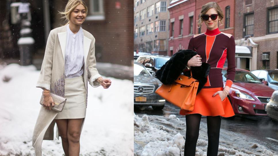 Τελικά πότε φοράμε καλσόν το χειμώνα και πότε όχι    Fashion   Woman TOC 6723d612173