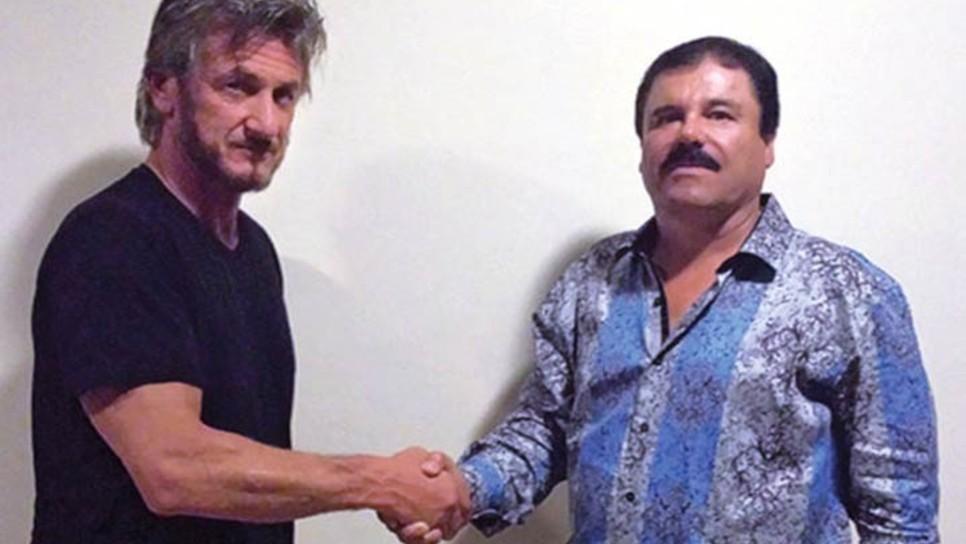 Όταν ο Σον Πεν τα είπε με τον El Chapo