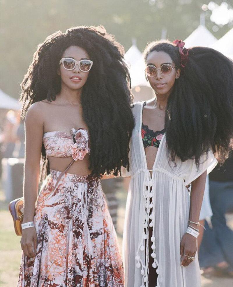 Όμορφη μαύρο babes