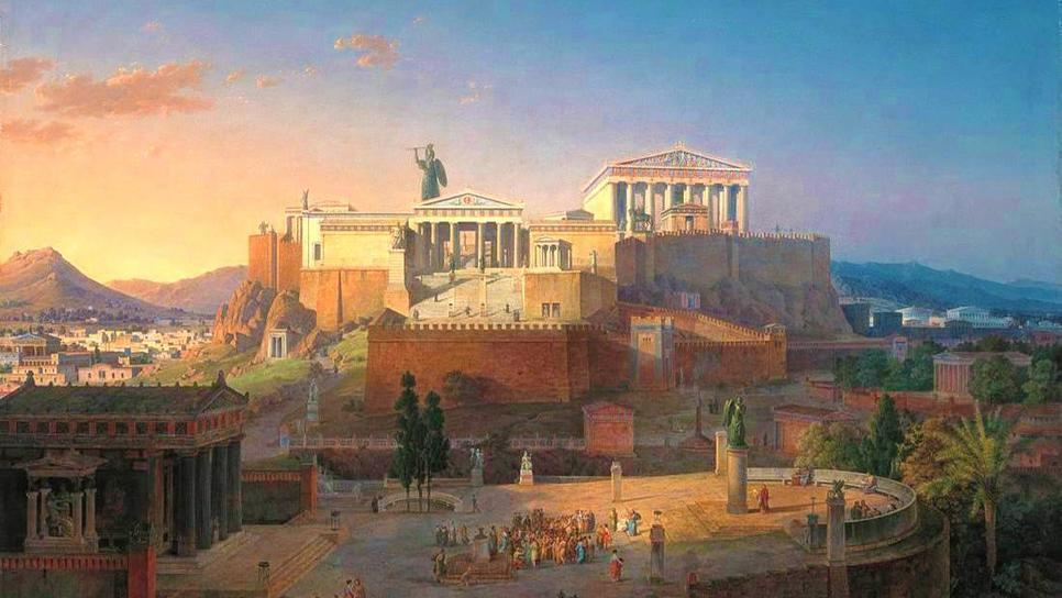 Έτσι ήταν η Αρχαία Ελλάδα. Ζωντανεύει μέσα από ένα εντυπωσιακό,  τρισδιάστατο βίντεο / Life / Woman TOC